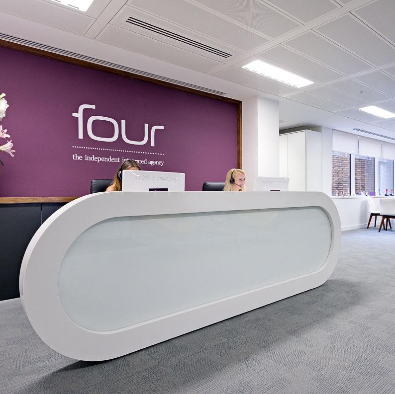 Four Communications, London