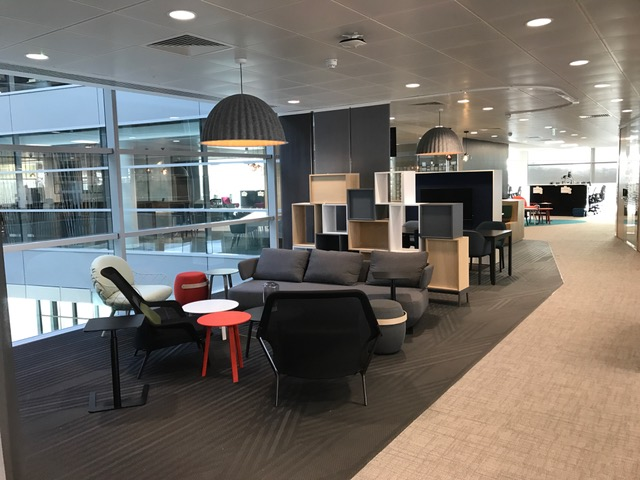 Design Fit-Out – Green Park Reading