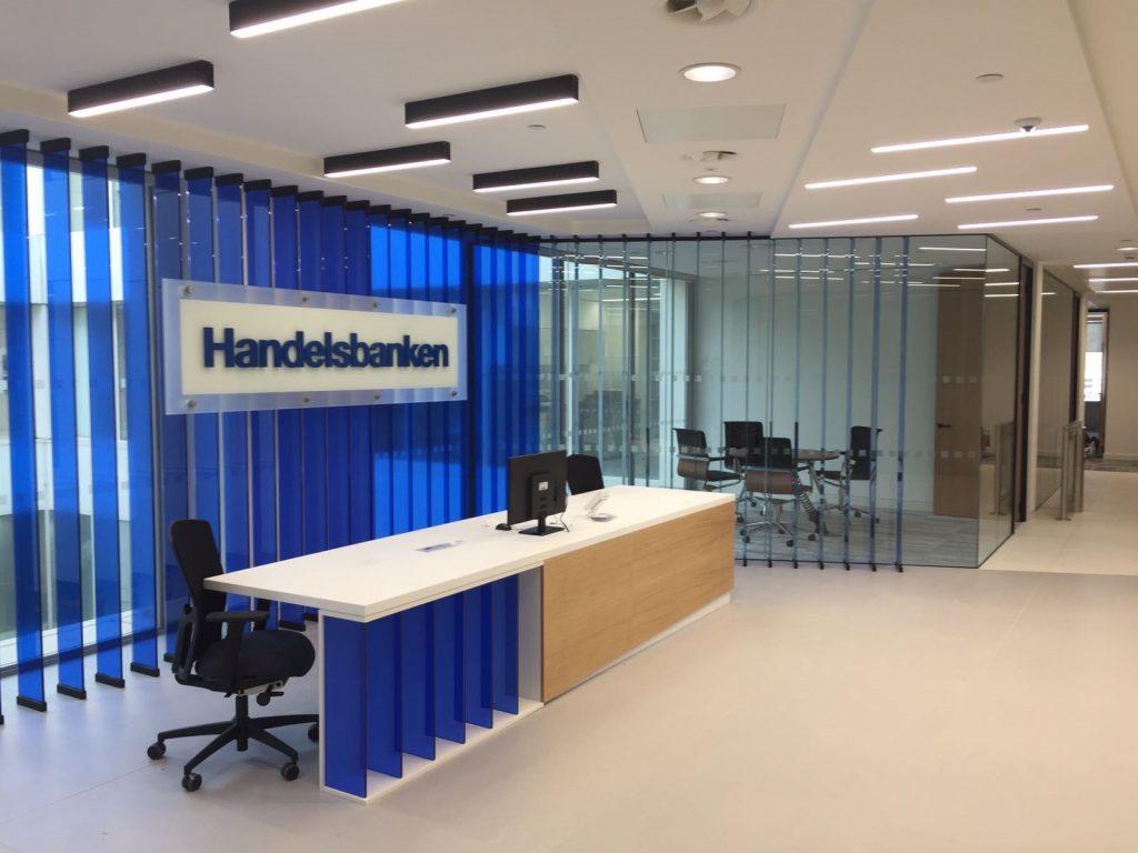 Handelsbanken, London